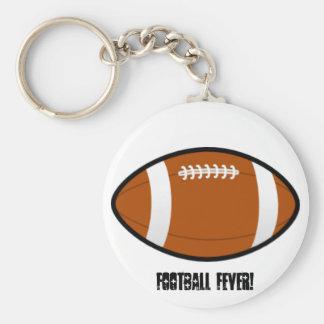 Football Fever! Keychain
