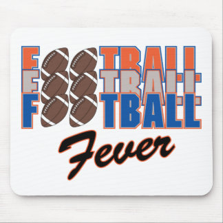 Football Fever! Mouse Pad