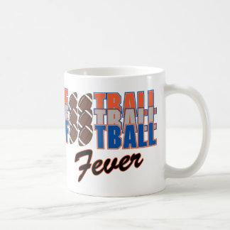 Football Fever! Classic White Coffee Mug