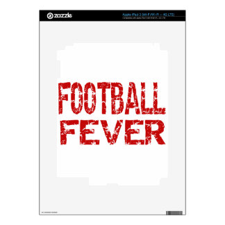 Football Fever Skin For iPad 3
