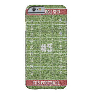 Football Field Barely There iPhone 6 Case