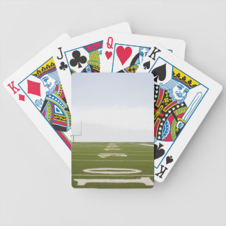 Football Field Bicycle Playing Cards