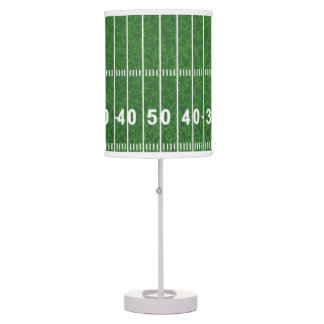 Football Field Design Lamp Shade