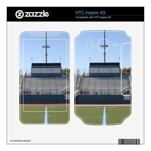 Football Field Fifty HTC Inspire 4G Skin