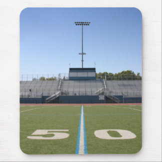 Football Field Fifty Mouse Pad