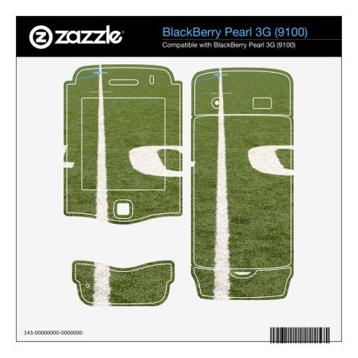 Football Field Forty BlackBerry Skin