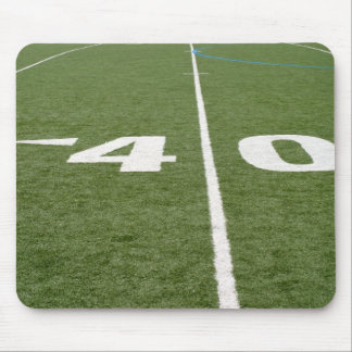 Football Field Forty Mouse Pad