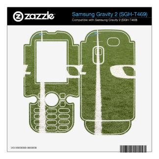 Football Field Forty Samsung Gravity 2 Skin