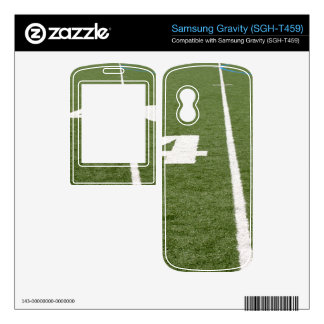 Football Field Forty Skin For Samsung Gravity