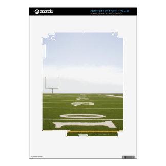 Football Field iPad 3 Decals