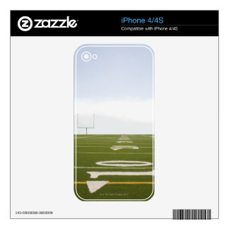 Football Field iPhone 4 Skins