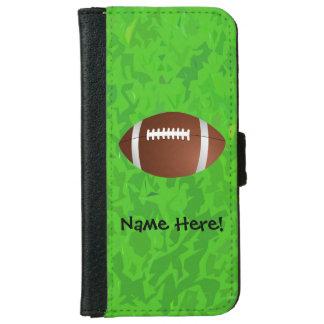 Football Field Junior Varsity iPhone 6/6s Wallet Case