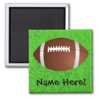 Football Field Junior Varsity Magnet