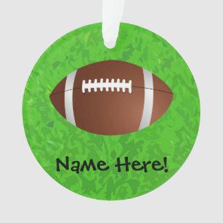 Football Field Junior Varsity Ornament