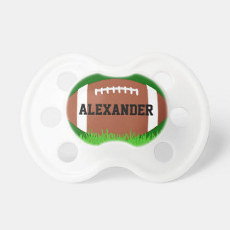 Football Field Junior Varsity Pacifier BooginHead Pacifier
