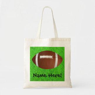 Football Field Junior Varsity Tote Bag