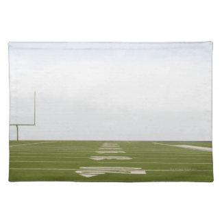 Football Field Place Mat