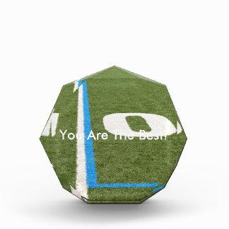 Football Field Ten Award