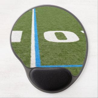 Football Field Ten Gel Mouse Pad