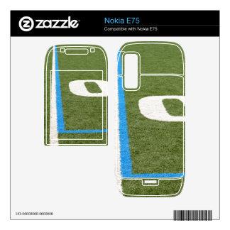 Football Field Ten Skins For The Nokia E75