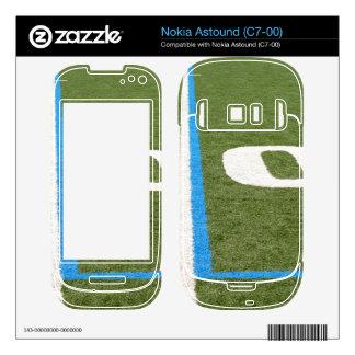 Football Field Ten Nokia Astound Skins