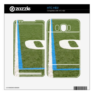 Football Field Ten Skins For The HTC HD2