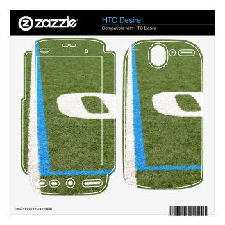 Football Field Ten Skin For HTC Desire