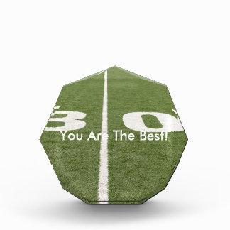 Football Field Thirty Award