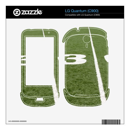 Football Field Thirty Skins For The LG Quantum