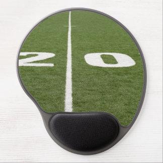 Football Field Twenty Gel Mouse Pad