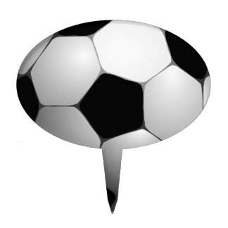 Football FIFA Worldcup 2014 Cake Topper