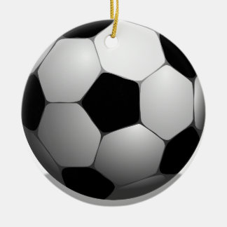 Football FIFA Worldcup 2014 Ceramic Ornament