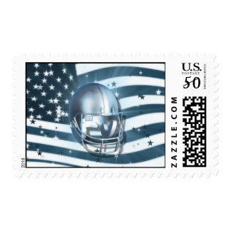 football_flag postage