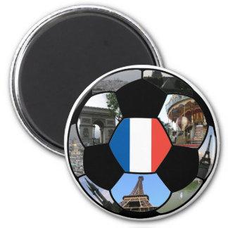 Football For France Magnet
