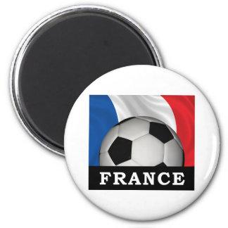 Football France Magnet