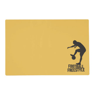 Football Freestyle | Soccer Placemat