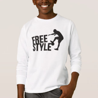 Football Freestyle | Soccer T-Shirt