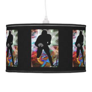 Football Friday Night Lights Ceiling Lamp