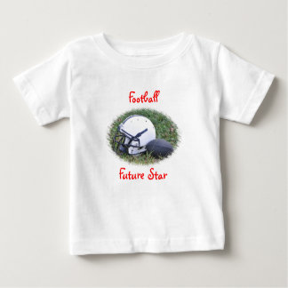 Football Future Star baby t-shirt