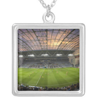 Football game, Forsyth Barr Stadium, Dunedin Jewelry