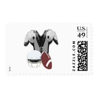 football gear stamp