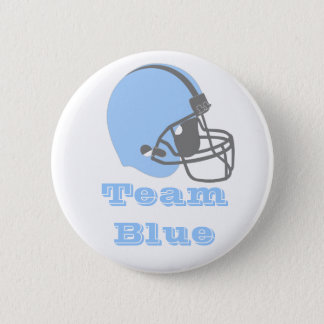 Football Gender Reveal Pins- Cast your vote! Button