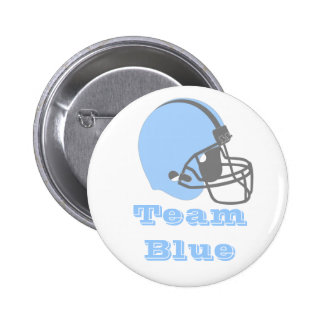 Football Gender Reveal Pins- Cast your vote! 2 Inch Round Button