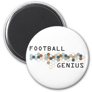 Football Genius Refrigerator Magnets