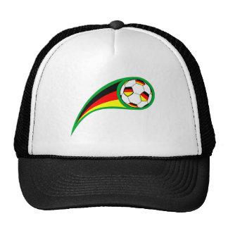 Football Germany of soccer Germany Trucker Hat