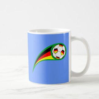 Football Germany of soccer Germany Coffee Mug