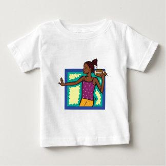 football girl baby T-Shirt