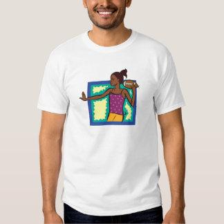football girl T-Shirt