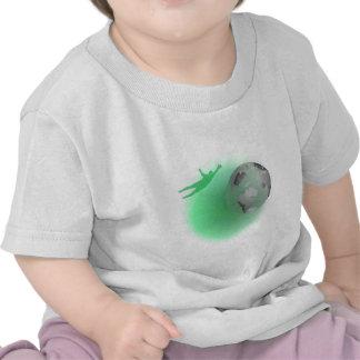 Football Globe T-shirts