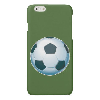 Football Glossy iPhone 6 Case